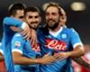 Napoli 2-1 Juventus: Higuain downs Juve