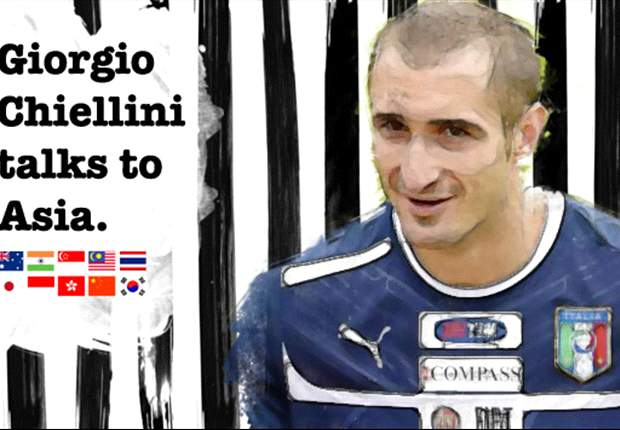 Ask Chiellini: The Italy international answers questions for Goal.com readers