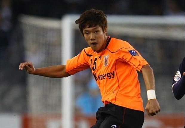 Verstärkt den FCA: Jeong-Ho Hong