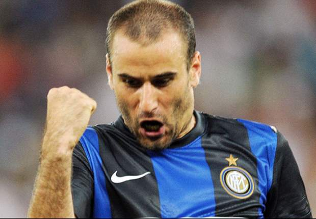 Palacio: My dream is to score on my Inter debut