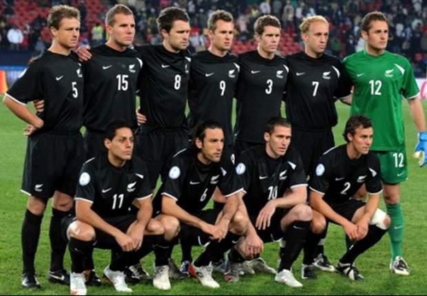 Perfil Goal.com - A seleção olímpica da Nova Zelândia