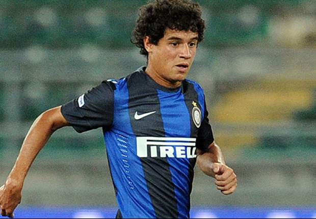 Coutinho happy with Cassano's arrival at Inter