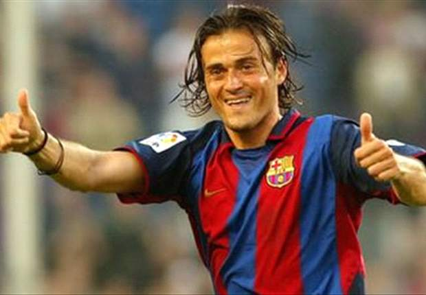 The key role Luis Enrique played in the rise of Ronaldinho's great Barcelona team