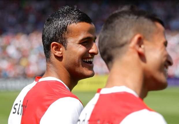 Feyenoord Pulangkan Omar Elabdellaoui
