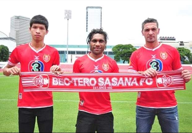 Official: BEC Tero Sasana announce three new signings