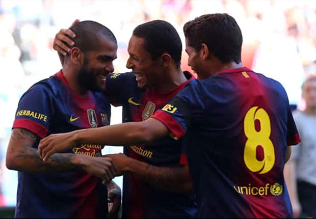 Barcelona is ready for Real Madrid, says Adriano