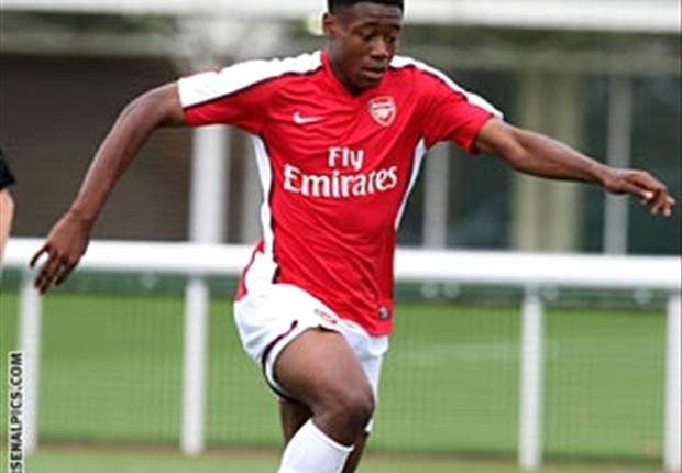 Nigerian youngster, Chuks Aneke rescues Arsenal against Malaysia XI
