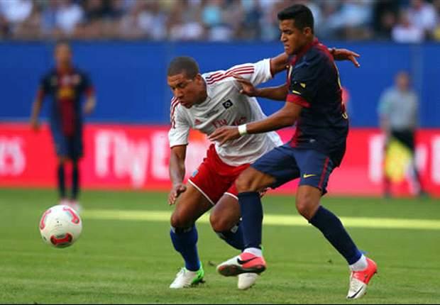 Hamburg 1-2 Barcelona: Alves & Deulofeu strikes secure debut win for Vilanova