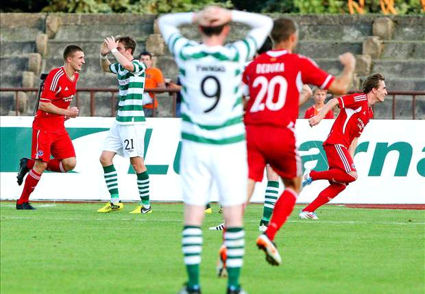Shamrock Rovers crash out of Champions League with defeat to FK Ekranas