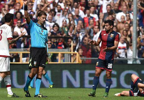 REPORT: Genoa 1-0 AC Milan