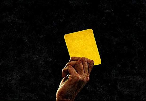 Copa del Rey: Tres amarillas acarrearán suspensión a partir de esta temporada