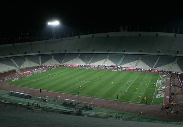 Die vier Spieler, die sich als Frauen ausgegeben hatten, könnten ins Azadi-Stadion in Teheran zurückkehren