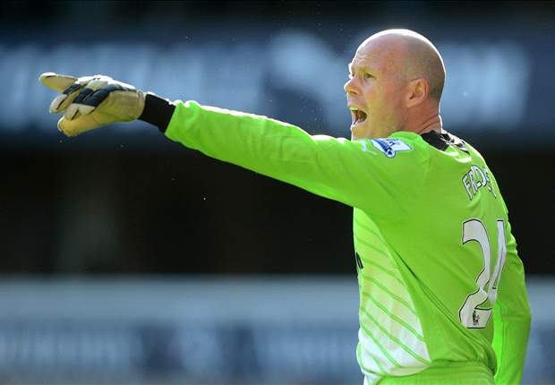 Friedel, at 41, taking his career one day at a time