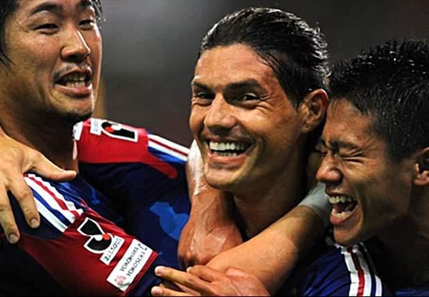 Yokohama F Marinos Pertahankan Duo Veteran