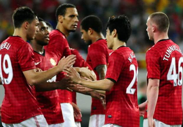 Shanghai Shenhua 0-1 Manchester United: Impressive Kagawa nets first goal for new club