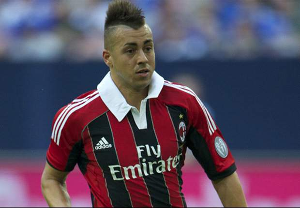 El Shaarawy: Ibrahimovic wasn't easy to play with