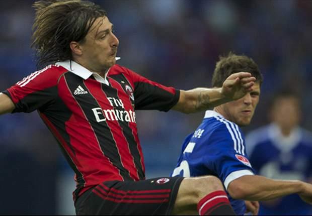 Francesco Acerbi Lega Tinggalkan AC Milan