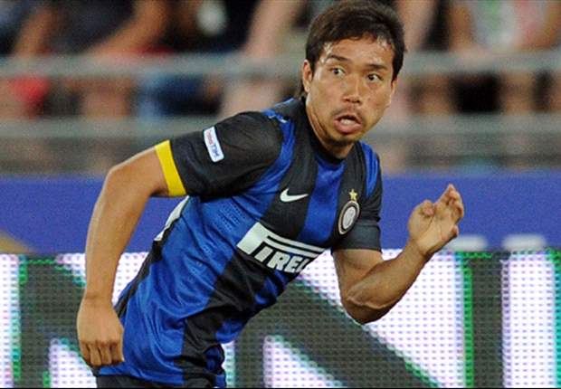 Nagatomo opens competitive account with Europa League goal