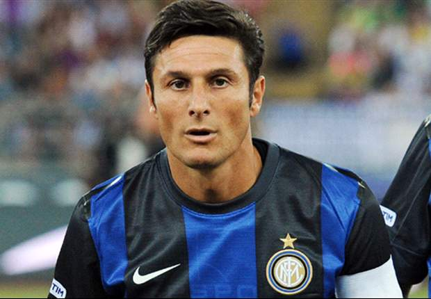Zanetti: Serie A table starting to look like it should