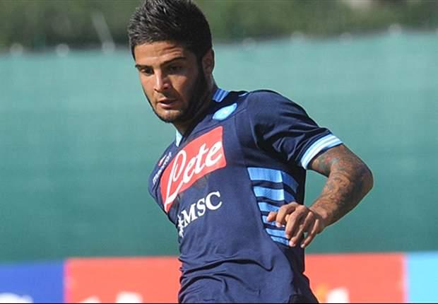 Pandev: Napoli hotshot Insigne reminds me of Messi