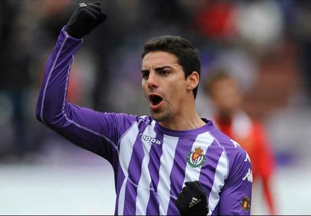 Oscar vuelve a ser el líder del Valladolid