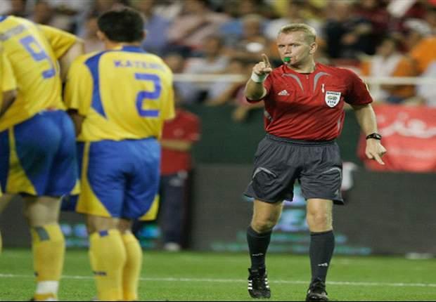 Mantan Wasit Fifa Meninggal Dunia