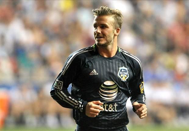 Beckham: Mourinho is an amazing human being