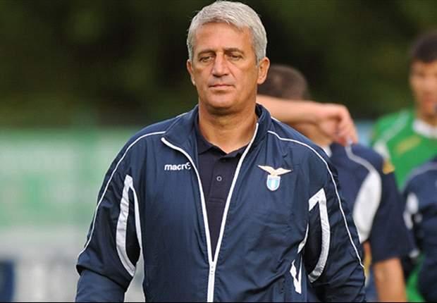 Ambitious Petkovic says Lazio must go far