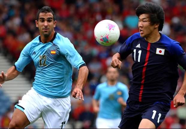Olimpiade: Jepang Tumbangkan Spanyol