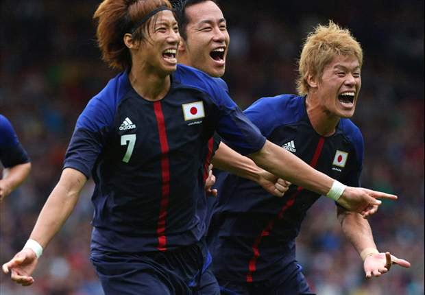 Japan 3-0 Egypt: Blue Samurai march into Olympic semi-final