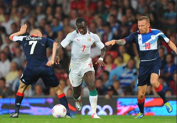 """""""Senegal wilde geen benen breken"""""""