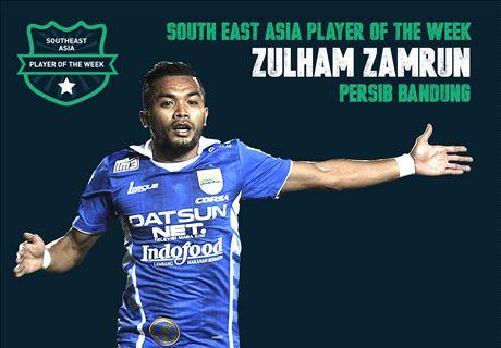 Goal SEA POTW: Zulham Zamrun