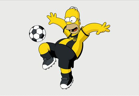 EXTRA TIME: The Simpsons join Penarol