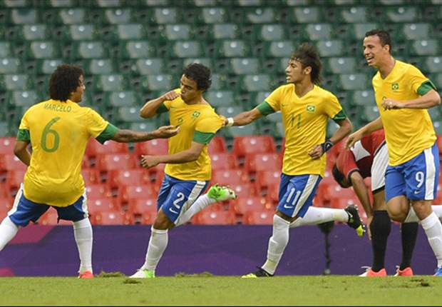 Rafael admits Egypt fightback had Brazil worried