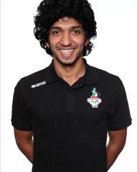 Amer Al Hammadi, United Arab Emirates International