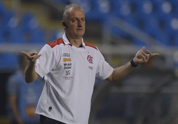 Dorival fala hombridade para reação do Flamengo