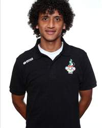 Omar Abdulrahman, United Arab Emirates International