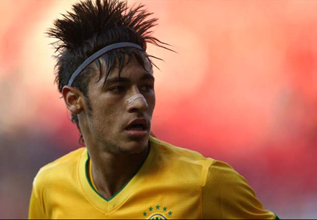 Mancini coy over Manchester City pursuit of Brazilian superstar Neymar