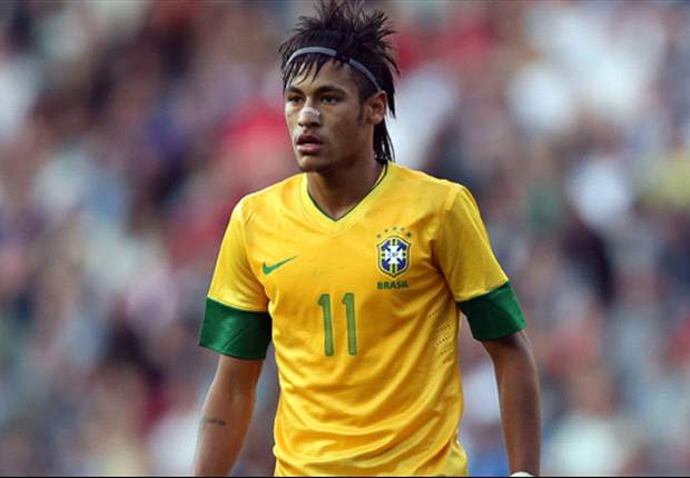 Neymar unfazed by boos from British crowds
