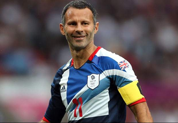 Giggs hails Team GB starlets after Olympic exit