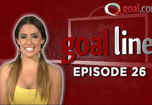 The Goal Line: Balotelli throws a javelin while Neymar and Sandro start a band in our London 2012 Olympics special