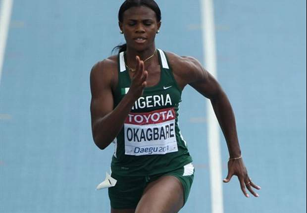 Golden girl Blessing Okagbare, D'Tigers and the Top Nigerians to watch at London 2012