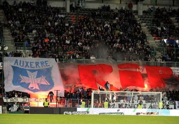 Auxerre doet na succesjaren een stap terug