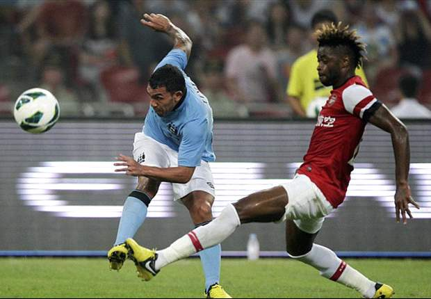 Manchester City Kalahkan Arsenal Di Beijing