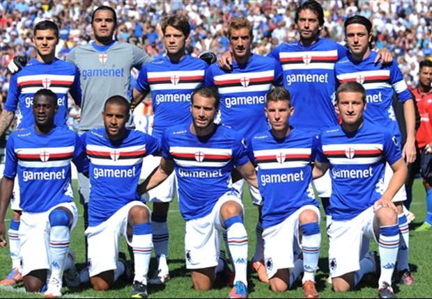 PROFIL Tim Serie A Italia: Sampdoria