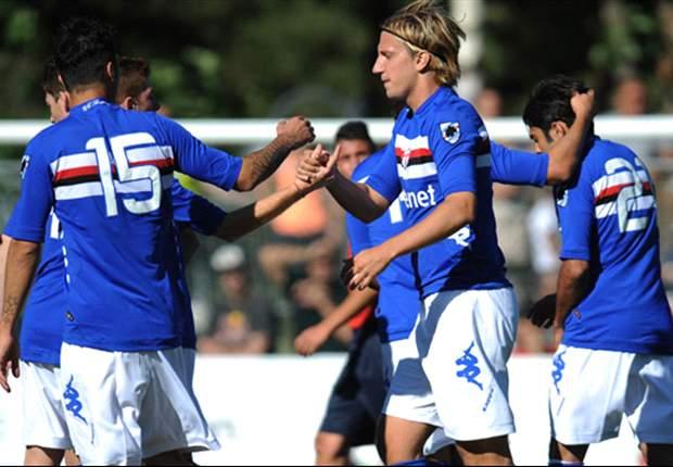 Abaikan Barcelona & AC Milan, Sampdoria Fokus Pada Coppa Italia