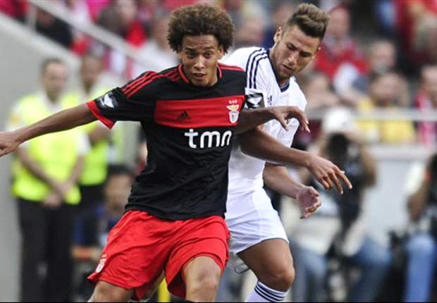 I wanted a new challenge, says new Zenit signing Axel Witsel