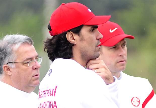 Além de Nei, que já estava vetado, Inter não vai contar com Ygor e Dagoberto