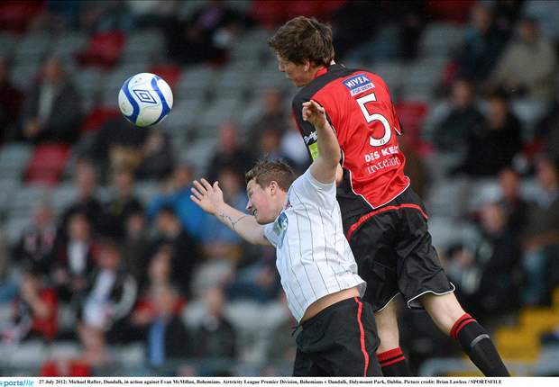 Sligo Rovers sign defender Evan McMillan