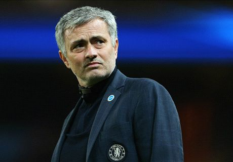 COMMENT: Does Mou still face sack?